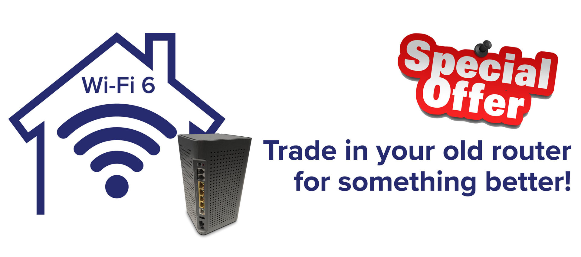 Router buyback program